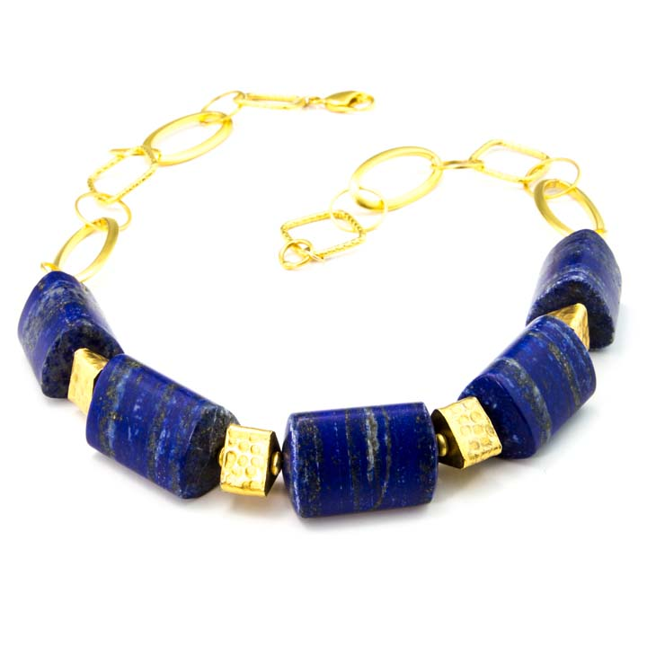 sterling lapis blue kathy beads collections necklace products clasp bankston large silver bead lazuli necklaces