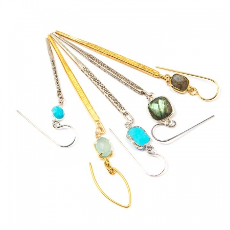 La Isla Jewelry Dagger Earring Collection